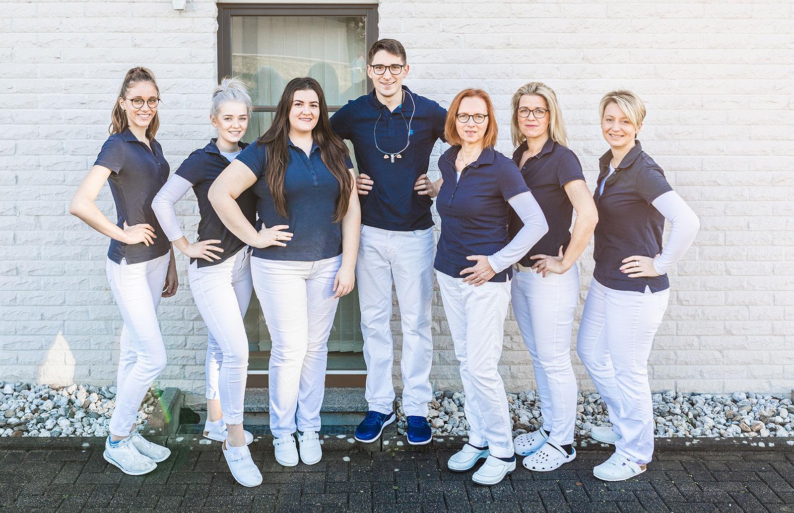 zahnarzt-meister-team